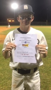 Cole Howard Buchholz POG 042619